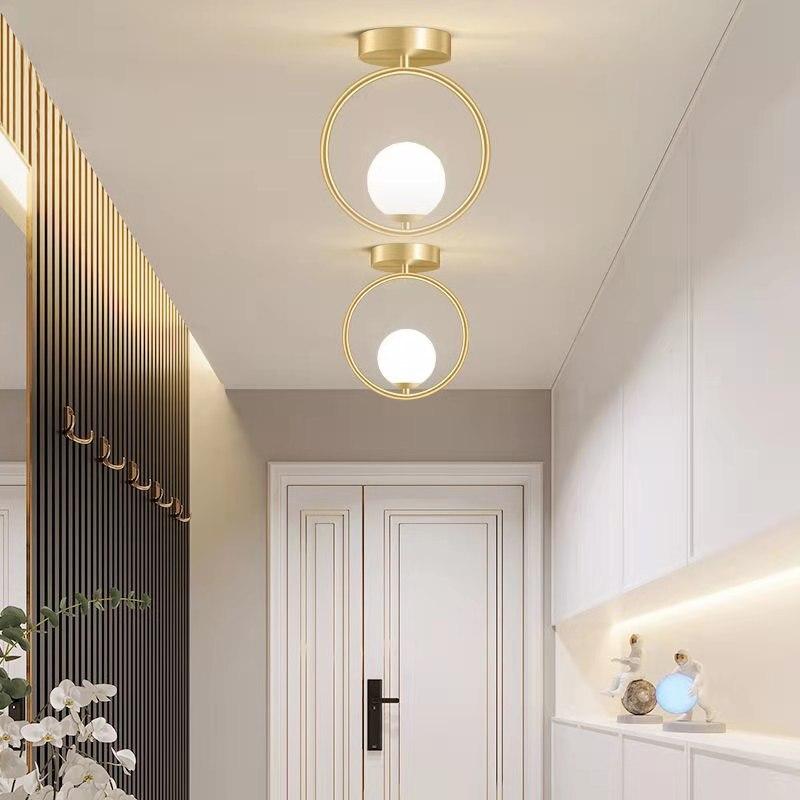 casa restaurante quarto vestiario luminaria lampada do teto ouro 05