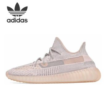 Adidas Originals Yeezy Boost 350 V2 Synth Reflective Shoes Mens Running Sport Comfortable Men Sneaker for Unisex Women