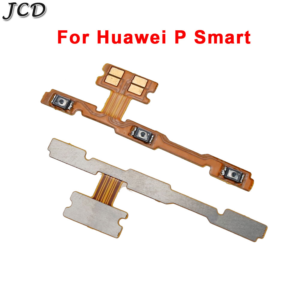 JCD For Huawei P Smart / Enjoy 7S FIG-LX1 Power Switch On/Off Button Volume Key Button Flex Cable FIG-LA1 FIG-LX2 FIG-LX3