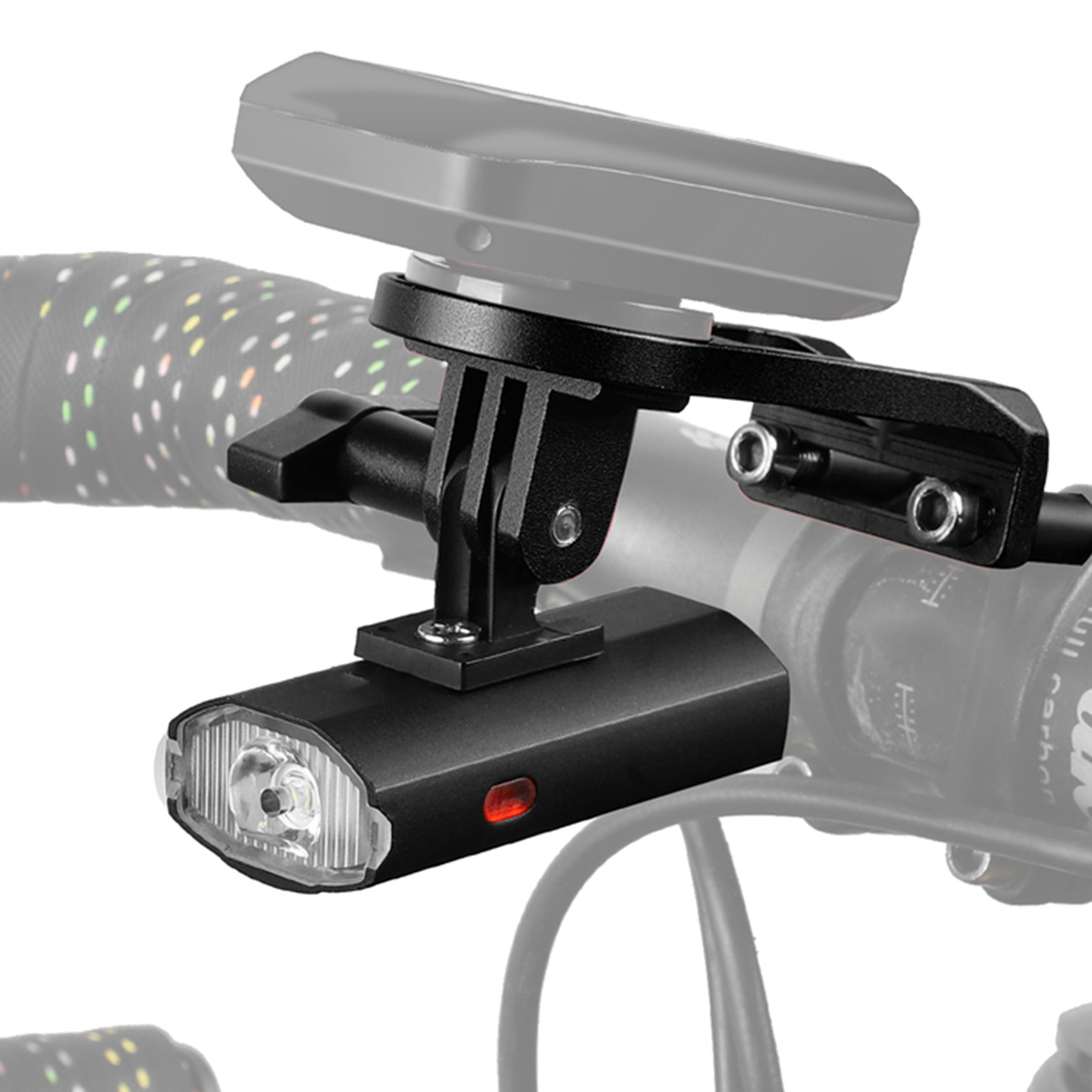 West Biking Bike Bicycle Front Light 6 Light Modes 2000mAh Battery & Bicycle Computer Bracket MTB Mountain Rode Bike Accessories|Bicycle Light| |  - title=