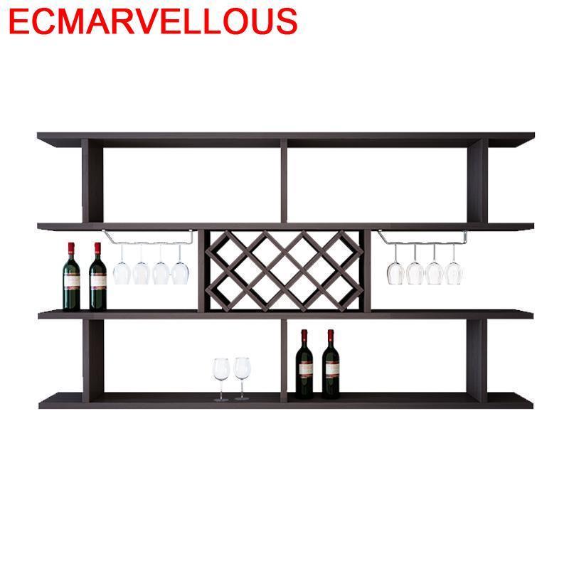 Room Meja Hotel Cocina Cristaleira Meble Mobili Per La Casa Table Meuble Commercial Furniture Mueble Bar Shelf Wine Cabinet