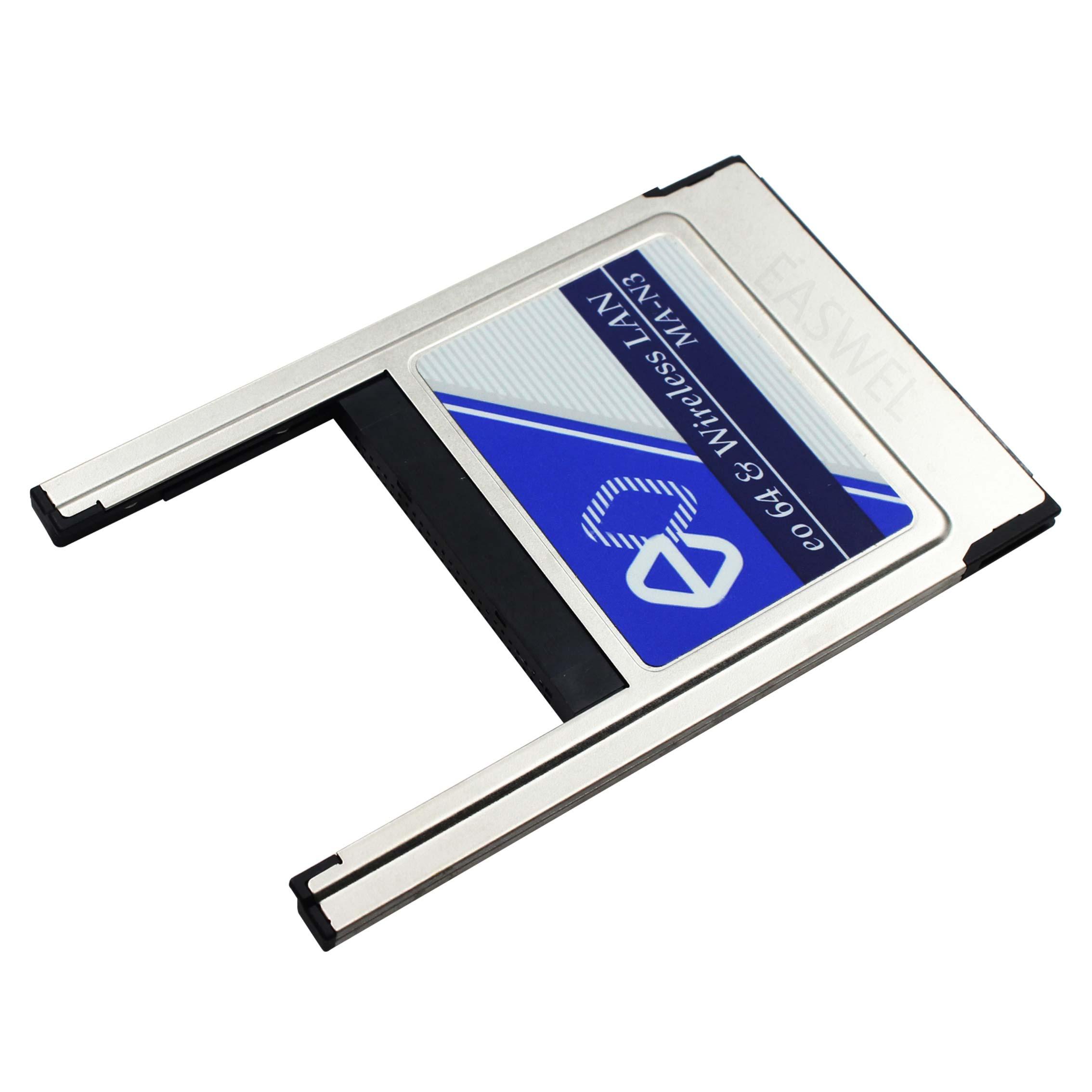 Type II ComapctFlash CF карта к адаптеру PCMCIA. Адаптер CF-PC