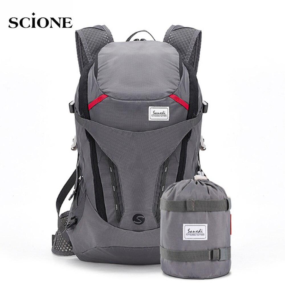 Details about  /Zaino da viaggio pieghevole ultraleggero per escursionismo Daypack per uomo,