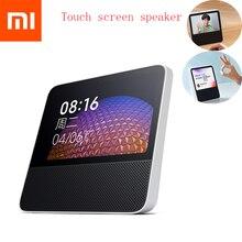 Xiaomi Redmi Xiaoai ekran dotykowy Bluetooth 5.0 głośnik 8 cal cyfrowy wyświetlacz gest sterowania WiFi inteligentne połączenie Mi Speaker