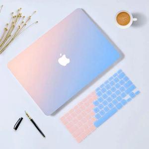 Funda para ordenador portátil para MacBook Air 13 Pro 15 Pro 13 Touch Bar A1706 Touch ID, nueva carcasa para ordenador portátil de Superficie suave lechosa Air 13, envío gratuito