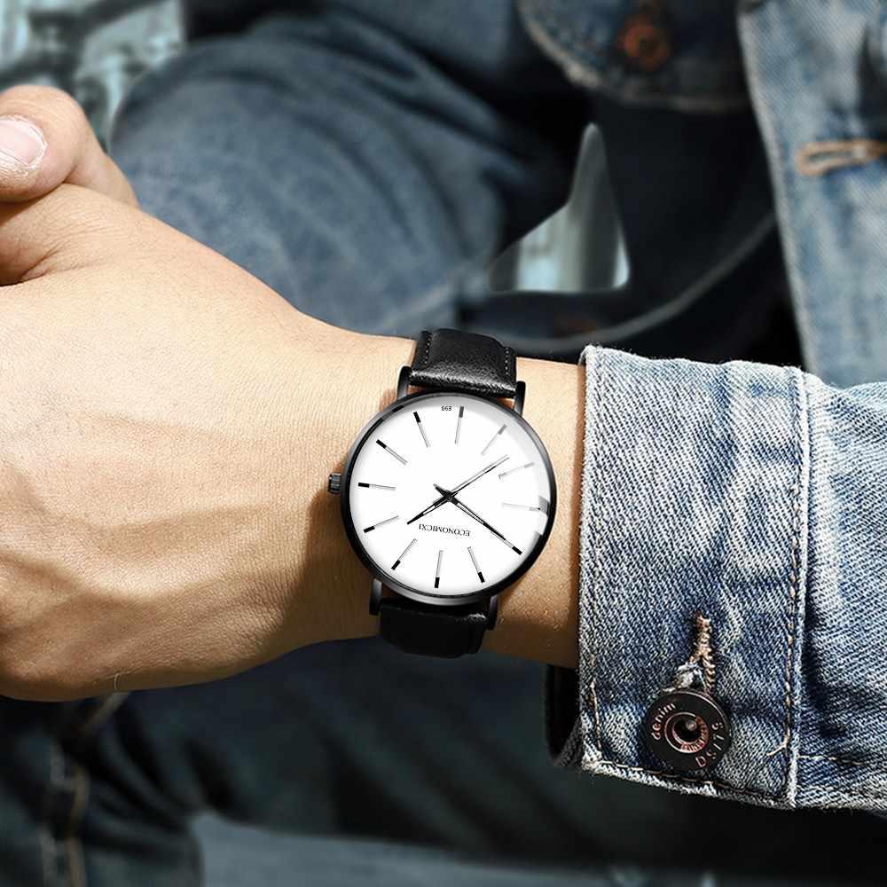 Reloj Hombre Fashion Jam Tangan QUARTZ Pria Jam Tangan Atas Merek Militer Stainless Steel Analog Tanggal Olahraga Pergelangan Tangan Bayan Kol Saati Clock