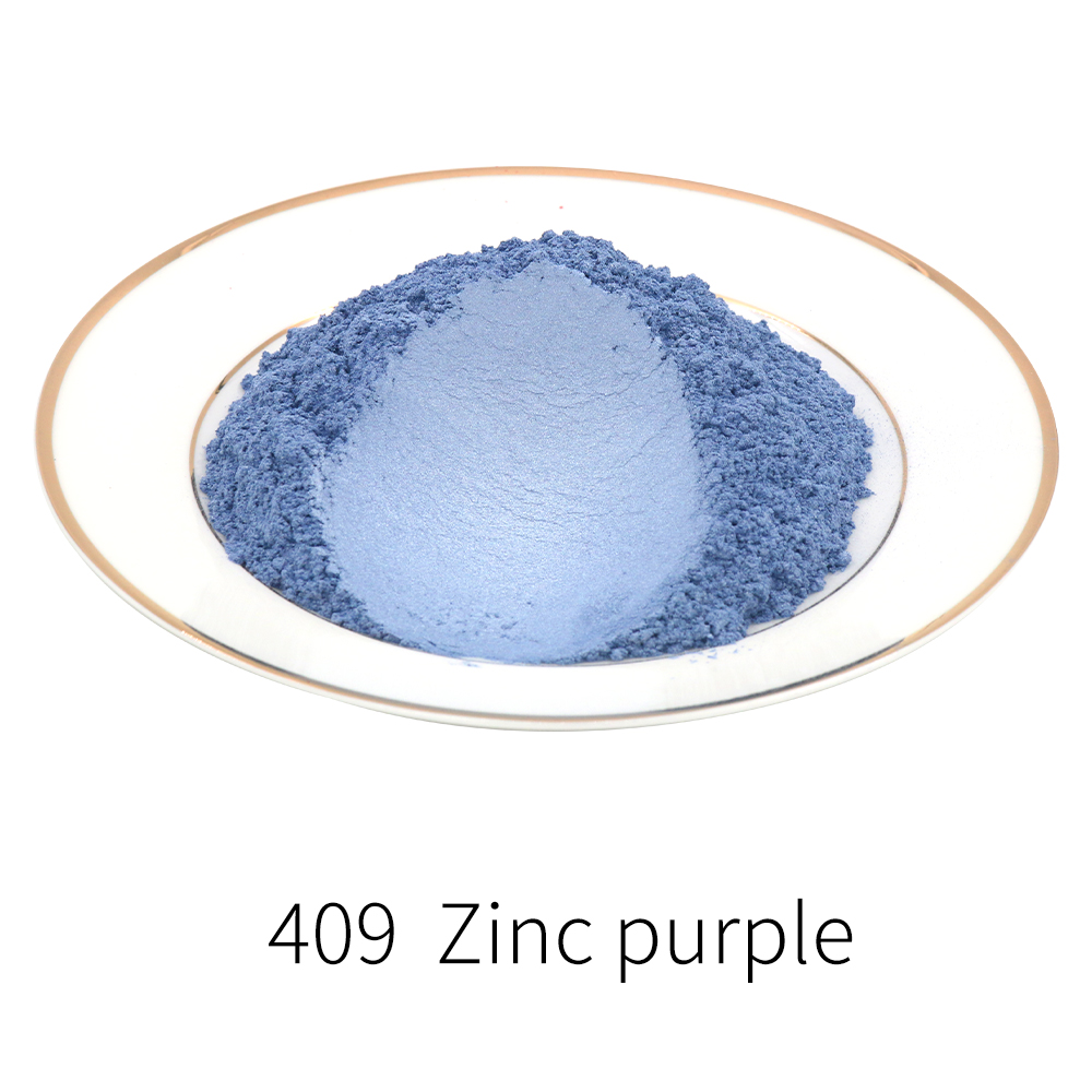 Pearl Powder Coating Mineral Mica Dust DIY Dye Colorant 10/50g Type 409 For Soap Eye Shadow Cars Crafts Acrylic Paint Pigment