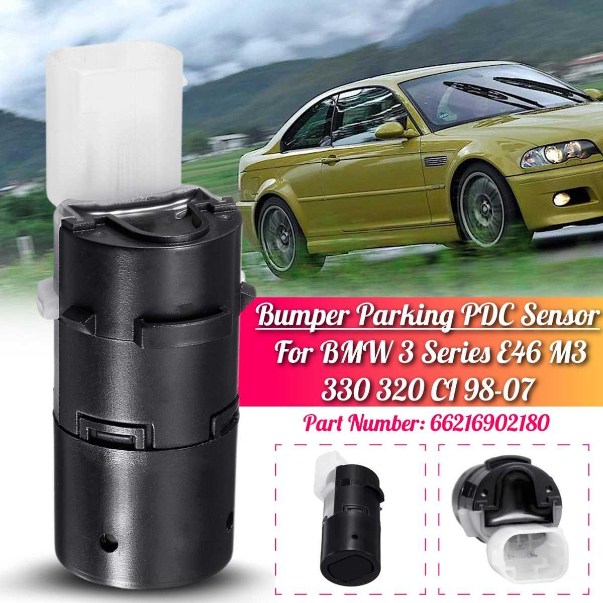 Car Front//Rear PDC Paring Sensor for BMW 3 Series E46 1998-2007 66216902180