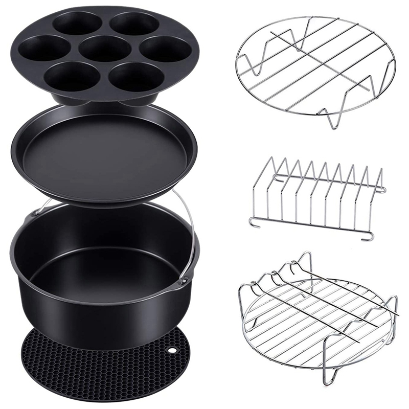 Steamer Bakeware-Accessories Air-Fryer Ninja Foodi for 5 8 Qt OP101 OP302 OP302