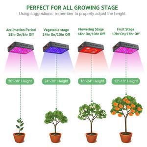 Image 2 - Famurs lampe horticole de croissance LED, 1000/1200/1500/2000/3000/4000W, triple puce, éclairage à spectre complet pour serre intérieure, végétation/floraison