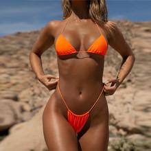 Seksowne Bikini kobiety Bandeau bandaż Bikini Set Push-up brazylijskie stroje kąpielowe kostiumy kąpielowe stroje kąpielowe Bikini Biquini kobiety strój kąpielowy # c tanie tanio CN (pochodzenie) Stałe Osób w wieku 18-35 lat W połowie pasa Drut bezpłatne WOMEN Pasuje prawda na wymiar weź swój normalny rozmiar
