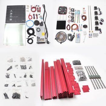 BLV MGN Cube 3d принтер Lite kit, за исключением материнской платы и боковых панелей