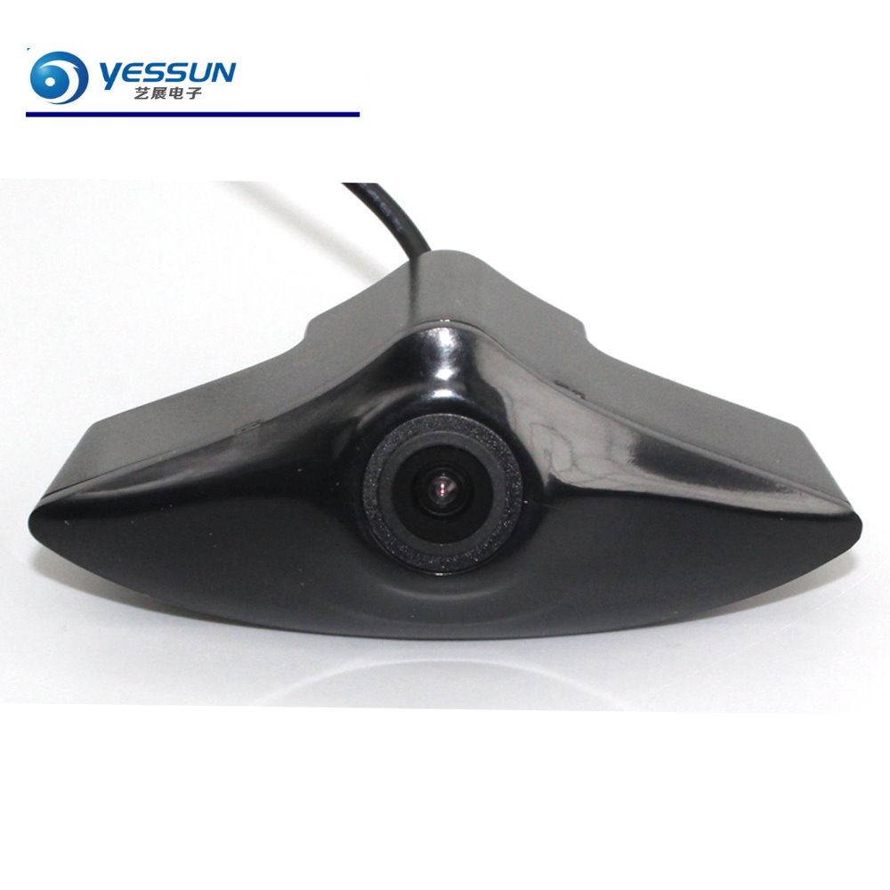 For Mazda CX-5 CX5 KE 2013 2014 2015 2016 2017 2018 2019 AUTO Rear Camera Car Front View Prking Camera image