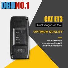 NEUE 2020 CAT ET Adapter 3 Drahtlose Professionelle Lkw Diagnose Werkzeug CAT ET3 Kommunikation Adapter III Verbindung Durch USB