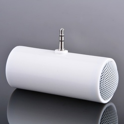 Draagbare 3.5Mm Mini Stereo Speaker Versterker Voor MP3/MP4/Mobiele Telefoon/Tablet Draagbare Audio Video