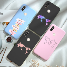 Candy Soft Silicon Case For Xiaomi Redmi Note 7 8 7 6 5 Pro 8A 7A 6A 5A Plus 9T