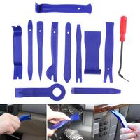 11pcs Pro Car Removal Pry Open Tool Kit For Auto Audio Door Dash Trim Panel Clip DIY Car Repair Dashboard Removal Opening Tool