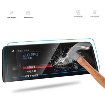 Zamiennik dla BMW X3 10 25 #8222 Car Center Control ekran nawigacyjny osłona filmu osłona ze szkła hartowanego tanie i dobre opinie BoFaCarry CZ12411-00B