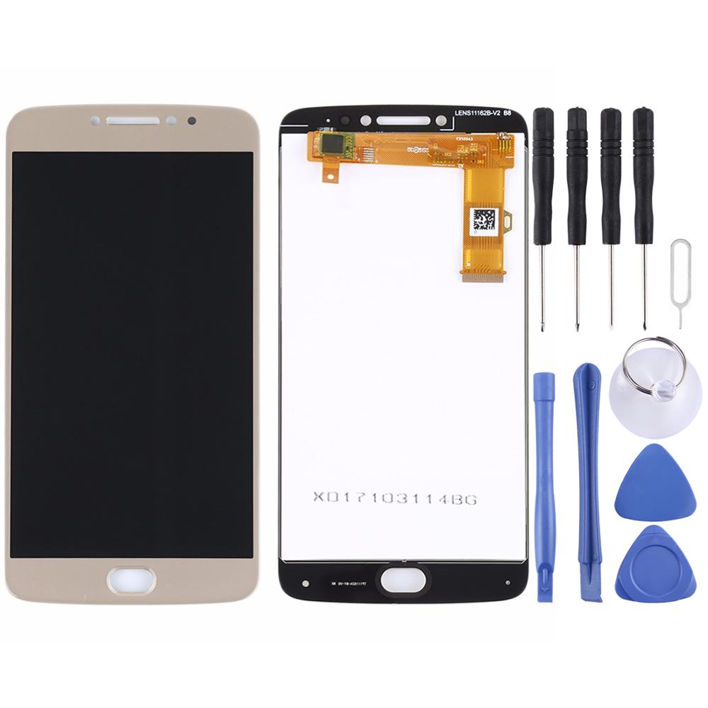 LCD <font><b>Display</b></font> Touch Screen LCD Screen and Digitizer Full Assembly for Motorola <font><b>Moto</b></font> <font><b>E4</b></font> <font><b>Plus</b></font> / <font><b>XT1770</b></font> / XT1773 image