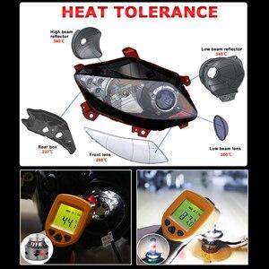 Image 5 - HLXG CANBUS h7 led Mini H4 12V lampada 9005 HB3 9006 HB4 lamp 12000LM Light Car Headlight H11 H1 H8 H9 6000K Bulb