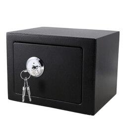 Cassetta di sicurezza Scatola di Operazione di Tasto Soldi Cash Bagagli Casa Officec