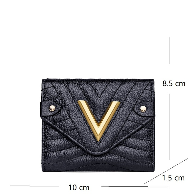 2019 HOT genuine leather wallet ZOOLER Cow Leather purse Wallet woman leather clutch bag lady purses high quality wallets#SL202