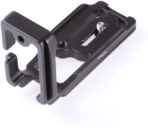 Image 3 - F6DL מתכת L בצורת שחרור מהיר צלחת אנכי לירות מצלמה סוגר מחזיק גריפ Canon EOS 6D