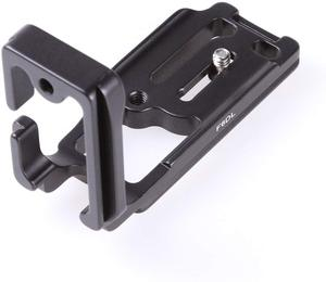 Image 3 - F6DL Metal L shaped Quick Release Plate Vertical shoot Camera Bracket Holder Grip for Canon EOS 6D