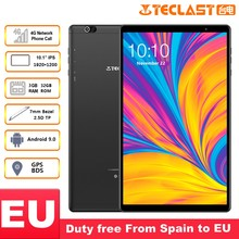 Teclast P10HD 4G Telefoongesprek Tabletten Octa Core 10.1 Inch Ips 1920 × 1200 3 Gb Ram 32 Gb rom SC9863A Gps Android 9.0 6000 Mah Tablet Pc(China)