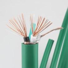 Hi end 2328 5n посеребренный Чистая медь кабель питания переменного