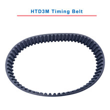 HTD3M-630 Synchronous Wheel Timing Belt 10//15//20mm Width 3mm Pitch 210 Teeth