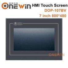 И DOP-107BV HMI сенсорный экран 7 дюймов интерфейс человеческая машина дисплей Замена dop-b07s411 DOP-B07SS411 B07S410