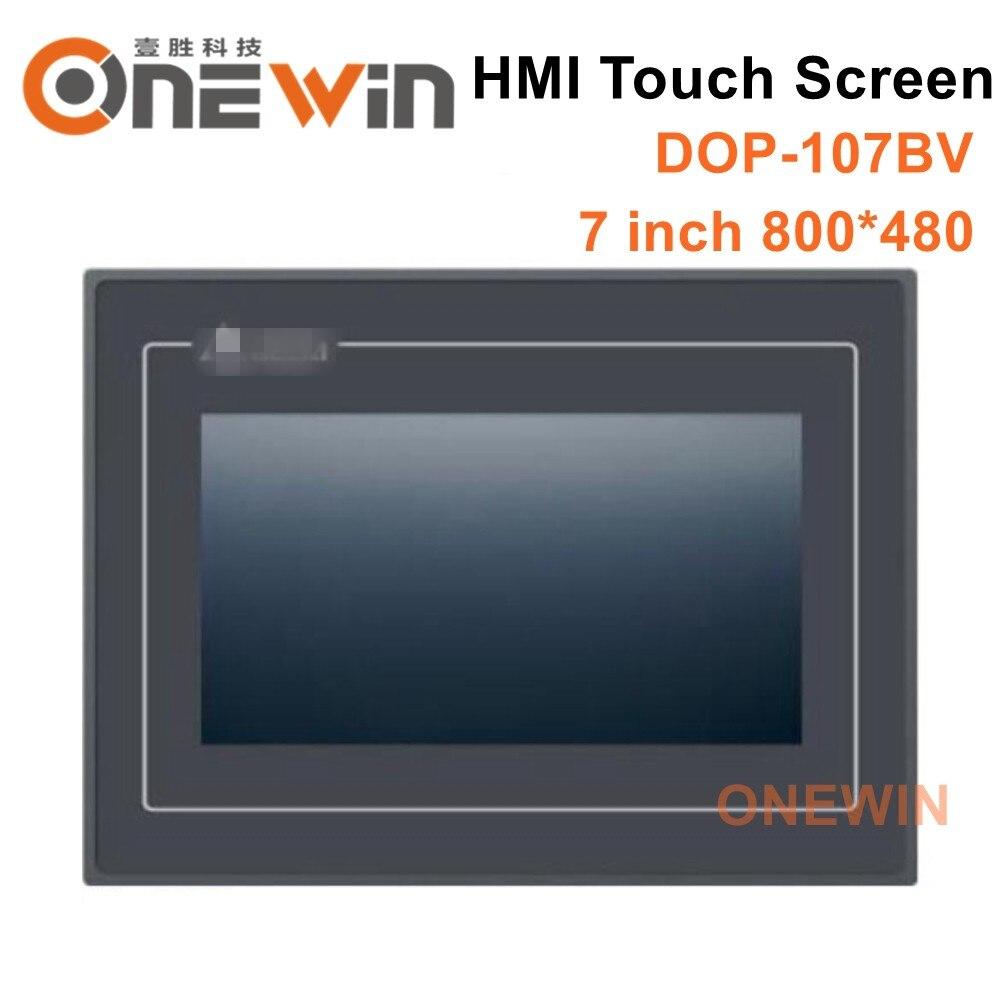 Delta DOP-107BV HMI Touch Screen 7 Inch Human Machine Interface Display Replace DOP -B07S411 DOP-B07SS411 B07S410