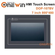 Delta DOP 107BV HMI touch screen 7 inch Human Machine Interface Display Replace DOP  B07S411 DOP B07SS411 B07S410