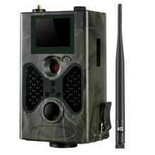 ABKT-Hc330Lte 4G Trail Camera Hunting Camera 16Mp 1080P Smtp Sms Infrared Cameras Ir Wild Game Trail Cameras Photo Trap