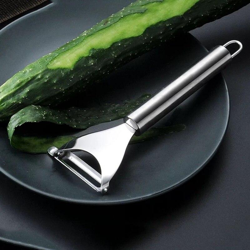 Многофункциональный кухонный нож для очистки рыбы, овощей, снятия накипи