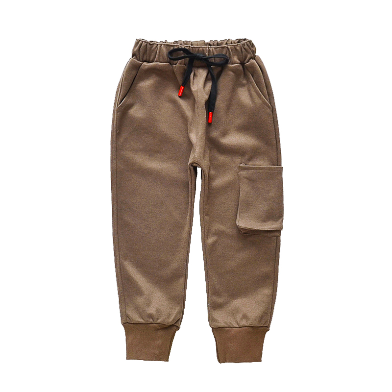 Kids Harem Pants For Girls Clothes Thick Woolen Trousers Autumn Winter Pants Children Clothing Baby Warm Trousers 2 3 5 7 8 9 12