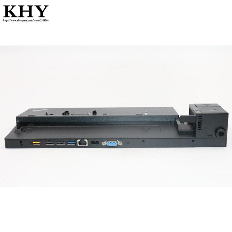 enovo ThinkPad 40A2 Ultra Dock 90W 00HM917 Docking Station W// Keys