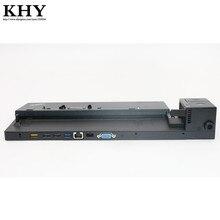 40A00 ThinkPad Pro Dock bağlantı noktası çoğaltıcı 65W ThinkPad T540p T550 T560 T570 X240 X240s X250 X260 X270 W540 w541 W550s 04W3954