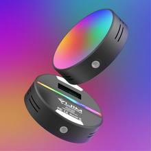 VIJIM R66 Mini RGB LED Video Light 2000mAh Portable Pocket Photographic Lighting Vlog Fill Light Smartphone DSLR SLR Lamp