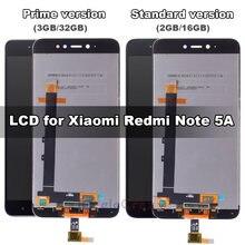 ЖК дисплей с сенсорным дигитайзером в сборе и рамкой для xiaomi