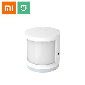 Image 1 - Xiaomi Cơ Thể Con Người Cảm Biến Từ Nhà Thông Minh Siêu Thực Tế Thiết Bị Phụ Kiện Ban Đầu MiJia Smart IR Thiết Bị Thông Minh