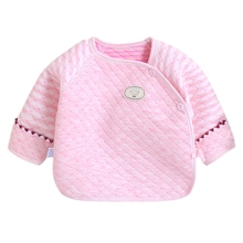 Baby Jackets Newborn Clothes Cardigan Infant Baby Girl Long Sleeves Cotton Coat Tops Boys Clothing Spring Autumn