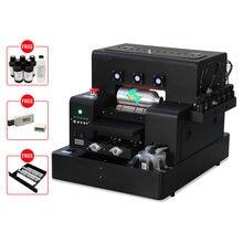 Автоматический маленький УФ принтер a4 Размеры планшетный с
