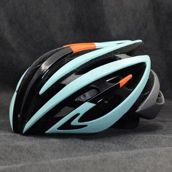 Capacete de ciclismo ultraleve eps mtb estrada capacete da bicicleta ao ar livre esportes capacete cascos equitação das mulheres dos homens 1