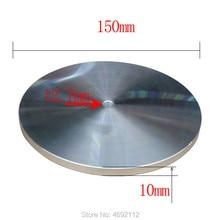 6 inch / 8 inch Aluminium Polieren Disc 150MM/200MM Flache Schleif Rad für Edelstein Schleifen Maschine edelstein Facettierung Maschine