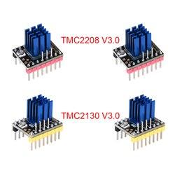 Tmc2208 v3.0 uart tmc2130 v3.0 spi driver de motor passo para skr v1.3 mini e3 rampas 1.4/1.6 3d placa impressora 3d peças