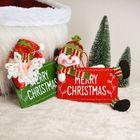 Cloth Santa Claus Do...