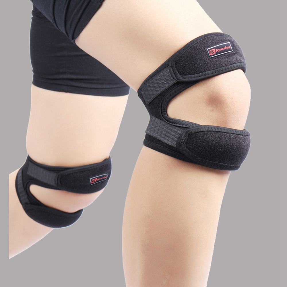 Patellar Band Kneepad Shock Absorber Pressure Leg Protector Fitness Outdoor Basketball Football Riding Professional Sports One S