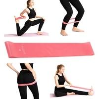 5Pcs/Set Elastic Bands For Fitness Gum Resistance Bands Yoga Workout Sport Elastic Bands Rubber Training Exercise Equipments